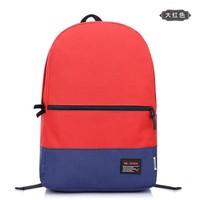 New 2014 Shoulder Bag Schoolbag Men Travel Bag Canvas Backpack 1B014