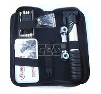 Bicycle combination tools tire repair tools repair tool mountain bike toiletry kit 5