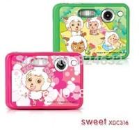 Mini Cheap Kids Digital Camera 1.8-inch color LCD display Support for video Mini USB 2.0 port Recording Resolution 640*480