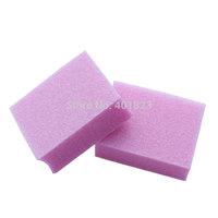 nail buffer 100PCS/LOT  mini pink sanding block emery board nail tools for nail care Nail Art