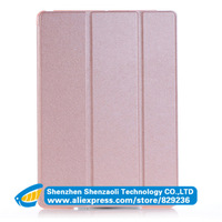 1PC/lot Silk Pattern Flip Stand PU Leather Cover Case For Apple iPad Mini 2 Retina Wake Up Smart Cover for iPad Mini 2
