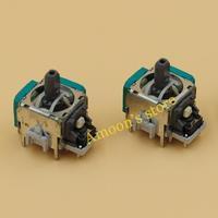 4 Pieces Original 3D Analog Sensor Sticks Repair Parts Switch for XBOX one Controller