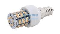 2014 Bright Domestic Home Lighting E14 LED Corn Light 48 Led SMD3528 Warm White Lamp 200V-240V/3W Drop shipping 11868 b009