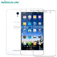 3pcs/lot High Quality  Nillkin HD LCD Clear Guard Film Shield Sreen protector For OPPO U707T Ulike 2S Free Shipping