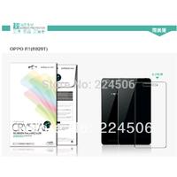 3pcs Nillkin HD LCD Clear Anti-Scratch Guard Film Sreen protector For OPPO R1 R829T Free Shipping