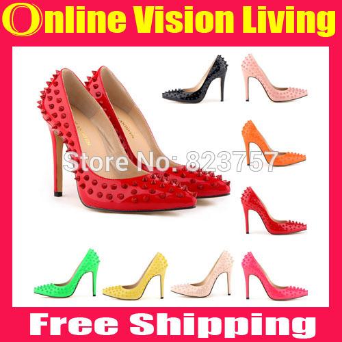 Туфли на высоком каблуке 100% Brand New 2015 us4/11 A0187 brand new 2015 shelf48 a157 4