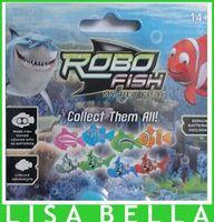 240pcs a lot robo fish DHL free shipping