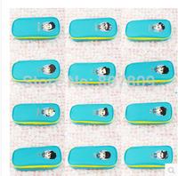 frozen party favors wholesale 6pcs/lot mixed exo 12members fashion 19CM*9CM*4CM  zipper pencil bag free shipping
