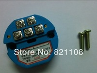 Free shipping PT100 Temperature Transmitter Sensor 0 degree  to 250 degree OUT 4mA to 20mA Power 24VDC NEW