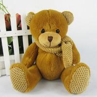 Scarf Teddy Bear plush toy doll Teddy Bears plush toys wholesale toys stall  15CM