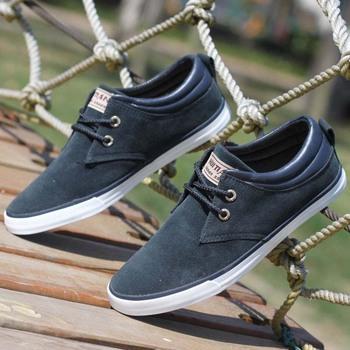 Новый 2014 топ мода бренд человек кроссовки холст мужская обувь для мужчин, Ежедневно свободного покроя туфли весна осень человека кроссовки туфли RM-002