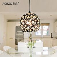 Austrian duo crystal chandelier modern minimalist living room lamp bedroom lamp creative restaurant bar lighting fixtures 30005