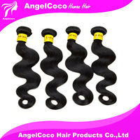 "Unprocessed human hair extensions 1pc/lot,Indian virgin hair loose wave hair 100% virgin hair mixed length 12""-26"""