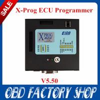 DHL free 2014 Hot Sales New Arrival Metal Model XPROG-M  V5.5.0 Xprog M ECU Programmer Xprog-M V5.5 ECU TOOL Support CAS4 5M48H