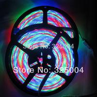 5050 RGB Horse Race LED Strip 5M 270 LEDs Chasing Flexibale waterproof Light Dream Color+Remote Controller