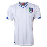 A+++ World Cup 2014 Internacional Italy Thailand Home Blue Futbol Soccer Jersey Custom Balotelli Pirlo El Shaarawy De Rossi