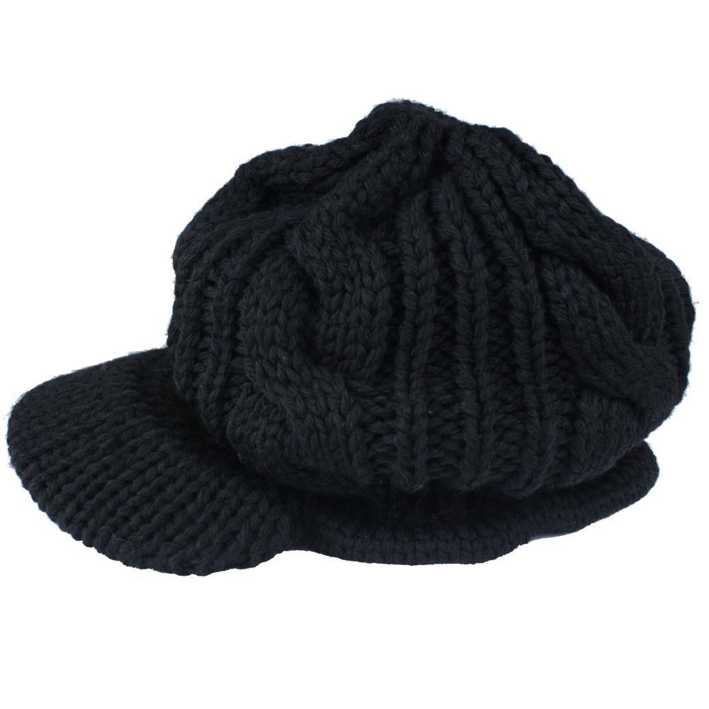 Popular Knit Newsboy Cap Aliexpress