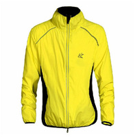 New Cycling Clothing Bike Bicycle Ultra-thin Windbreaker Raincoat S-4XL 5 Colors Available