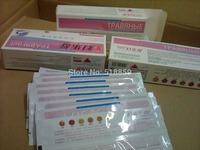 feminine hygiene product Fu Le Shu feminine pads with herb medicine medical treament of gynecological pad 30piece/lot(3boxes)