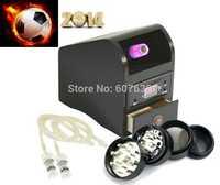 110v or 220v Digital Vaporizer Herb Vaporizer + Free 2Whip vp102b+Herb grinder