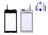 Touch Screen For Samsung I8000 Omnia 2 Touch Screen Digitizer Black new and original 1pcs free shipping China post with tools