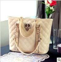 2014 New Brand  Designer elegant  women leather  handbags female totes shoulder bags bolsas Free shipping