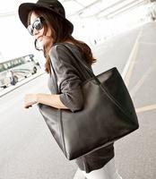 Free shipping  2014 Designer New Women leather handbags  shoulder causal  bags women wholesale bolsas