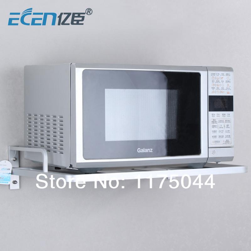 Wall Mounted Microwave Oven Shelf