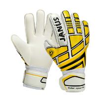 Free shipping Professional finger janus belt football  goalkeeper gloves soccer ball football ball football gloves