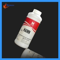 Hot sale best quality digital eco solvent ink / metal logo printing ink HAIWN-RT8