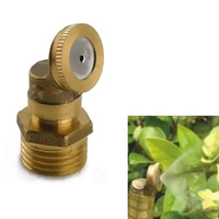 High Quality Brass Agricultural Mist Spray Nozzle Garden Irrigation System