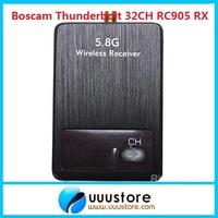 Boscam Thunderbolt 5.8G 32CH RC905 Wireless audio video AV Receiver Rx