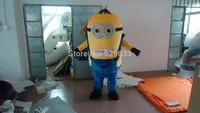 despicable me Minions minion mascot costume cartoon character mascot animal costume school mascot fancy dress costumes