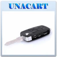 Car Key Keychain Hidden Spy Mini Camera DVR Digital Video Voice CAM Recorder