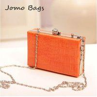 2014 new arrive hot selling  women's handbag mini crocodile pattern mobile phone box bag day clutch  small eveging bags z884