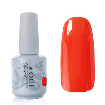 Самая низкая цена индивидуальные IDO 1334 ногтей гель для ногтей цвета уф гель