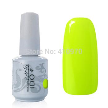 Дешевые красивые IDO 1474 лак для ногтей бутылки гель лак для ногтей из светодиодов