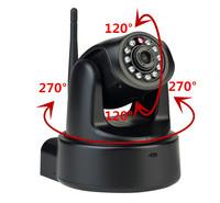 H.264 IP Camera indoor wireless PTZ