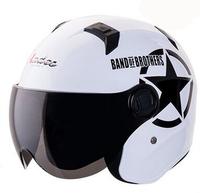 Summer Moto motorcross motorcycle helmet bicycle cycling riding half helmet cool helmets