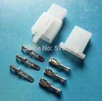 100sets/Lot 3 Pin Connector Leads Header 2.8mm XH-3P Kit Housing Pin header Terminal Free Shipping