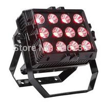 New Designed 12*15W 3IN1 RGB Led Washer light,DMX 512 Led Wall Washer Light 3/4/6DMX Channels Led Stage Light Outdoor par light