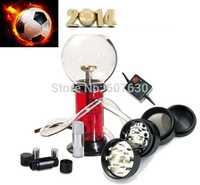 vp500 Digital Vaporizer Herb Vaporizer +  2Whip vp102b+Herb grinder