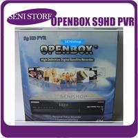 2014 New Version Original OPENBOX S9 HD PVR Digital Satellite Receiver support HD 1080P Tuner 2*Scart cccamd and newcamd