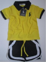 New, retails ,Free Shipping, kids clothes, girls clothes, boys clothes ,kids clothes set,  1set/lot--NB744