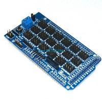 MEGA Sensor Shield V1.0 V2.0 MEGA 2560 Support IIC, Bluetooth, SD, robot parts mega2560 Sensor Shield