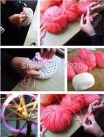 Free Shipping Handmade Baby Boys Girl Crochet Hat Cartoon Character Animal Cap Newborn Infant Winter Children Beanie Custom-Made