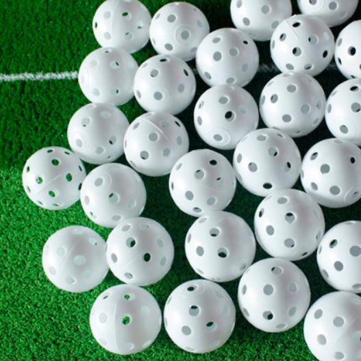 Indoor Golf Ball, Sponge Ball, Golf Practice Ball, Hollow Ball, Safe, Light, Soft, Colorful, Free Shipment(China (Mainland))