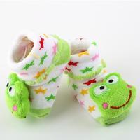 2 pair Cute animal shapes Baby Socks Newborn ,4 styles,choose you Favorite!
