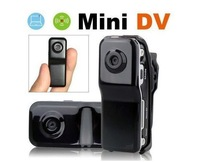 Brand Portable Sports Video helmet cam Mini camcorder DVR  recorder Camera MD80 With Bracket Clip new 2014 new Free Shipping
