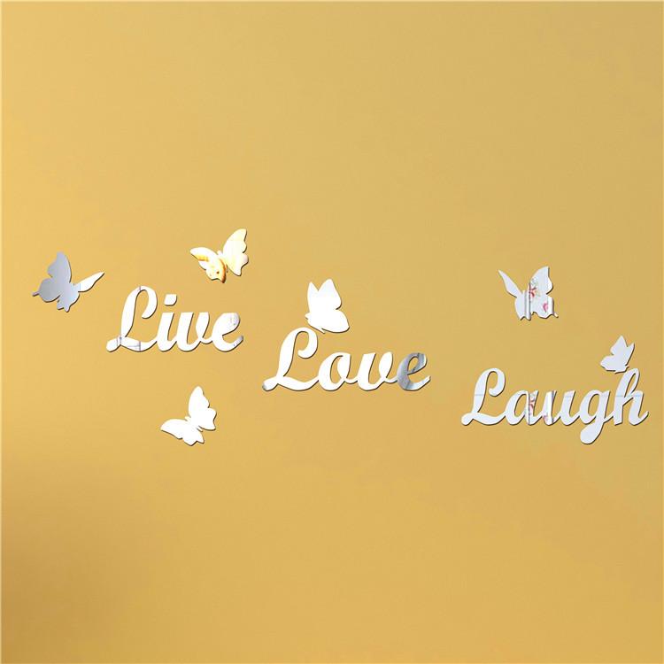 live laugh love 3d - photo #11